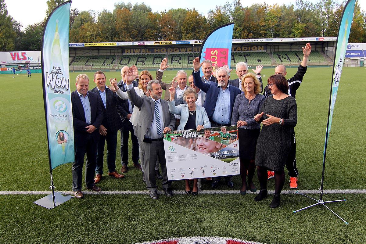 FC Dordrecht Gaat In Onderwijs