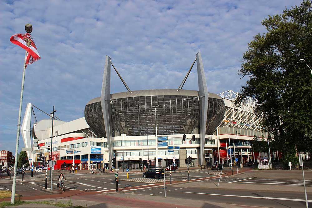 De Bal Is Aangekomen In Eindhoven!