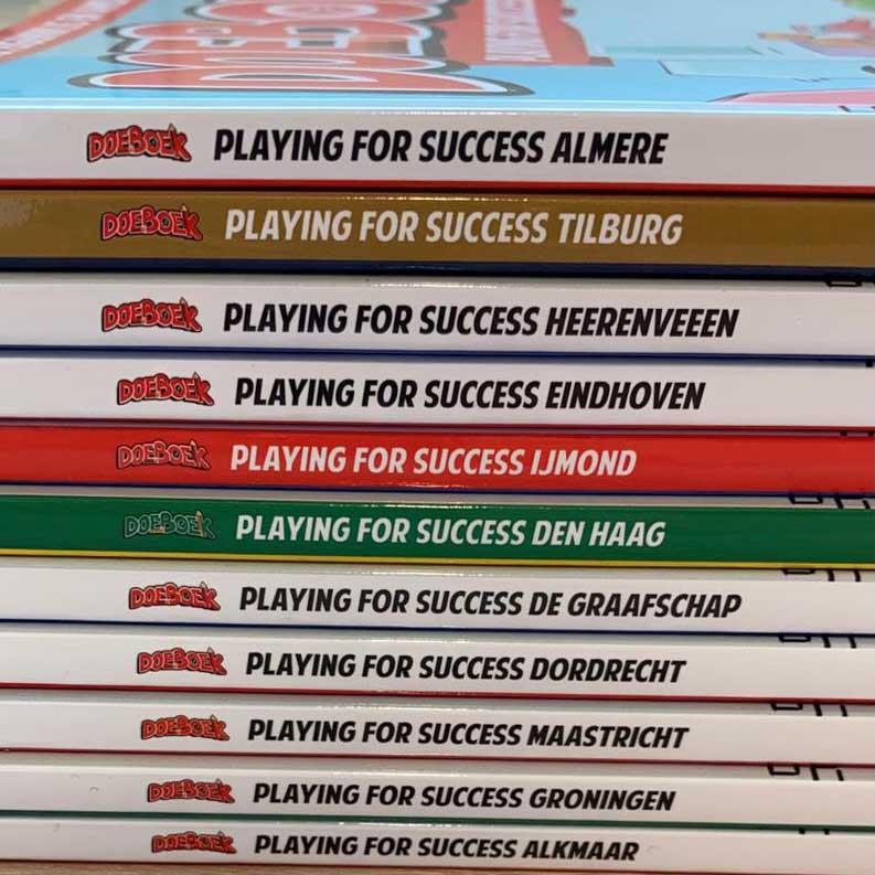 Daar Zijn Ze: De Nieuwe Doeboeken!